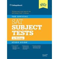 英语原版 官方SAT考试科目 生物学习指南(大学理事会官方学习指南)The Official SAT Subject