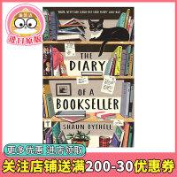 【预订】书店日记 肖恩拜塞尔 英文原版 The Diary of A Bookseller 书商日记 Shaun Bythell 英国超人气二手书店毒舌店主的吐槽日记
