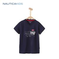 诺帝卡童装男童短袖T恤儿童夏季新品短袖上衣休闲半袖T恤