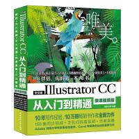 水利水电:中文版IllustratorCC从入门到精通(微课视频全彩版)