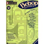 【预订】Bebop Classics: 10 Classic Tunes [With CD (Audio)] 9780