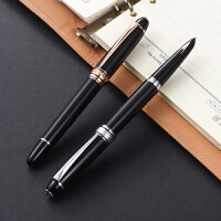 HERO英雄钢笔经典100箭标14K金笔 墨水笔 男士女士 高端商务礼品钢笔 *