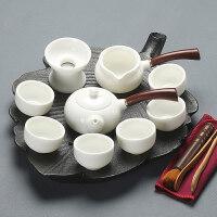 18新款创意粗陶茶具套装复古日式干泡台盘整套陶瓷功夫茶具壶茶家