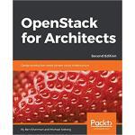 【预订】OpenStack for Architects 9781788624510