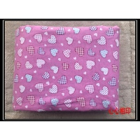 床上用品加厚棉绒布被套棉儿童单人双人尺寸可定做规格