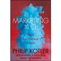 """【现货】英文原版 营销革命4.0 Marketing 4.0 """"营销之父""""菲利普・科特勒新作 Philip Kotle"""