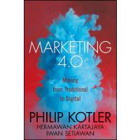 "Marketing 4.0 英文原版 营销革命4.0 Philip Kotler ""营销之父""菲利普・科特勒新作 精装"