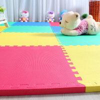儿童泡沫地垫环保加厚防摔防滑2.5CM拼接大号双面爬行垫爬爬垫子