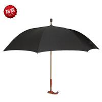 拐杖伞西班牙雨伞长柄伞男加固老人手杖伞防风防滑
