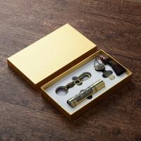 古典16gu盘充电宝三件套装中国风创意圣诞节礼物商务礼品定制logo