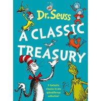 英文原版 Dr. Seuss: A Classic Treasury 苏斯博士:五个经典故事合集