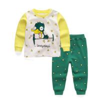 儿童内衣套装春秋宝宝秋衣婴儿衣服男童秋装女童睡衣