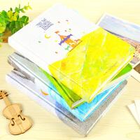 月光森林 彩页精装本 创意韩国文具日记笔记本 记事本子 A5