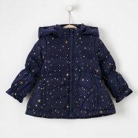 【2件3折到手价:134.7】moomoo童装女童羽绒服新款冬季韩版鸭绒收腰中大儿童外套