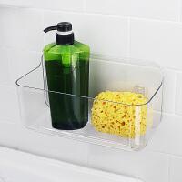 日本爱尚佳品 免打孔浴室吸盘置物架厨房卫生间收纳架 易拆装D3012