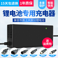 锂电池电动车锂电池充电器 24V36V48V60V72V10AH 42V2A 54.6V2A