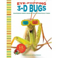【预订】Eye-Popping 3-D Bugs Phantogram Bugs You Can Practicall
