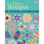 【预订】The New Hexagon: 52 Blocks to English Paper Piece