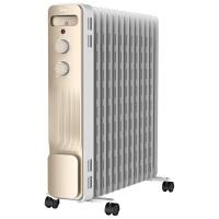 (支持礼品卡支付)【美的官方旗舰店】Midea 美的电暖器/电暖气/取暖器NY2213-18GW13片新品电热油汀