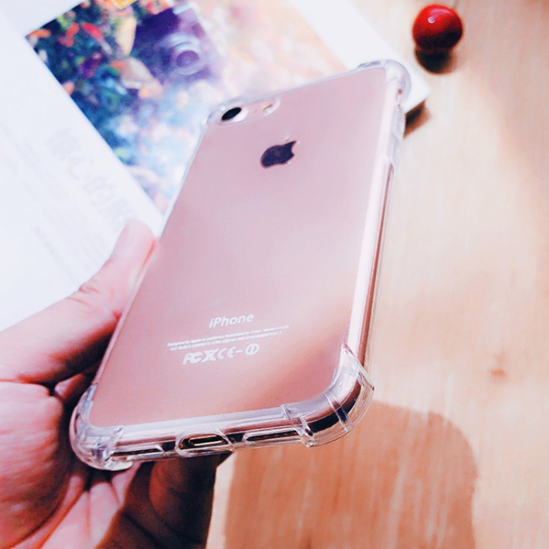 苹果7手机壳iphone6S硅胶套6Plus防摔7Plus个性防摔8Plus中国风鱼