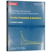 柯林斯剑桥国际进阶数学统计学 教材学生用书 英文原版 Collins AS and A Level Further M
