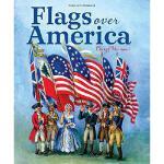 【预订】Flags Over America: A Star-Spangled Story