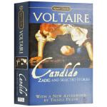 华研原版 老实人和查第格等伏尔泰故事集 英文原版 Candide Zadig and Selected Stories