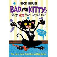 【预订】Bad Kitty's Very Bad Boxed Set (#2)