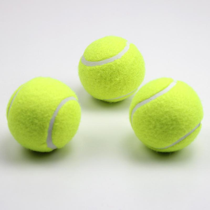 2018 耐磨初学训练比赛用球 网球 发货周期:一般在付款后2-90天左右发货,具体发货时间请以与客服协商的时间为准