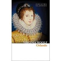 英文原版 奥兰多 Orlando 柯林斯经典文学系列 进口书 正版