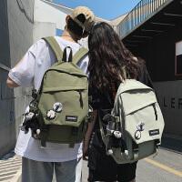 2020年新款书包双肩包女中学生初中生大容量时尚潮流ins男潮背包