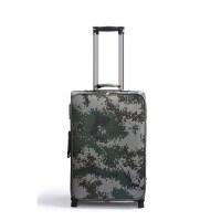 24寸迷彩拉杆旅行箱包登机箱户外定制收纳箱学生商务大容量行李箱