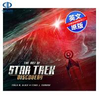 英文原版 星际迷航:发现号 官方设定艺术书 精装 The Art of Star Trek Discovery 电视剧组