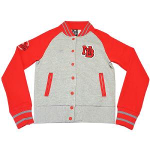 New Balance/NB女装 运动休闲夹克外套 AWJ54630HGR