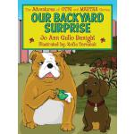 【预订】Our Backyard Surprise: The Adventures of Otis and Marth