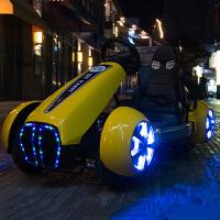 大型儿童电动车四轮卡丁车小孩玩具汽车男女宝宝可坐人童车