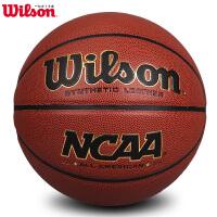 威尔胜篮球7号标准室内室外通用耐磨NCAA全美联盟特别定制WB670GT