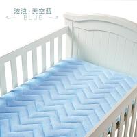 婴儿床垫子四季通用幼儿园儿童床棉褥子可洗新生儿床垫宝宝床垫被