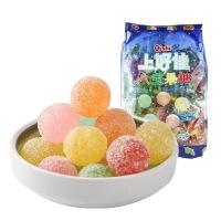 【包邮】汉馨堂 八宝果糖500g 多口味水果硬糖什锦糖喜糖果新年糖年货休闲零食
