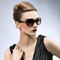 亿超 时尚偏光太阳镜女款欧美复古大框太阳眼镜墨镜9105