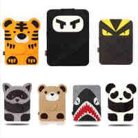 苹果保护套 苹果ipad pro 12.9寸内胆包保护套平板电脑配件潮卡通 熊猫 ipad pro12.9寸*品 其它