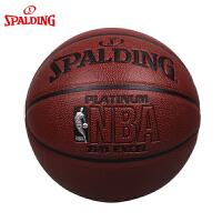 斯伯丁Spalding篮球PU皮NBA室内室外通用7号标准比赛用球74-605Y
