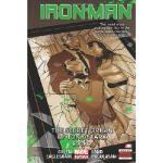 【预订】Iron Man - Volume 3: The Secret Origin of Tony Stark -