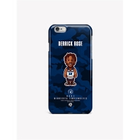 基础款iPhone7詹姆斯x罗斯6p欧文库里NBA苹果8plus玻璃手机壳