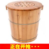 艾灸仪器妇科温灸器坐炙宫寒椅暖凳疚座熏蒸桶立式木圆形家庭式 40cm高杉木艾灸桶 带双盖(劲足)