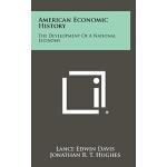 【预订】American Economic History: The Development of a Nationa