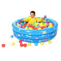 儿童加厚海洋球波波球池婴儿游泳充气球池宝宝戏水池钓鱼池沙池