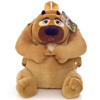 20180501165742859毛绒玩具儿童书包熊大熊二可爱公仔男女宝宝幼儿园双肩书包