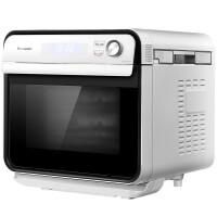 松下NU-JK101W 家用蒸烤箱15L多功能 空气炸烘焙发酵餐具消毒电烤箱