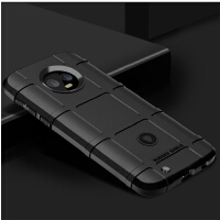 MOTO G7手机壳三防摔防滑抗指纹G6PLUS潮男女款厚实套创意个性摩托罗拉g6保护壳磨砂全包边新